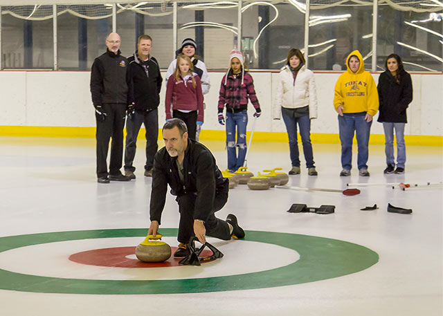 OPIR Curling League